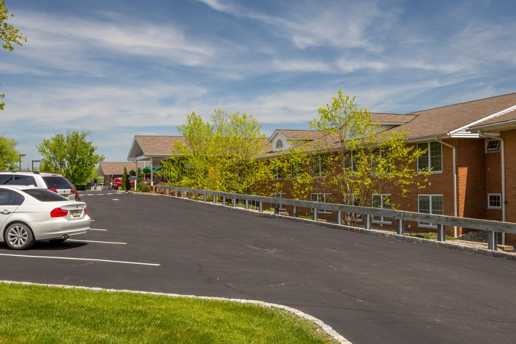 Exterior at Bentley Assisted Living at Branchville