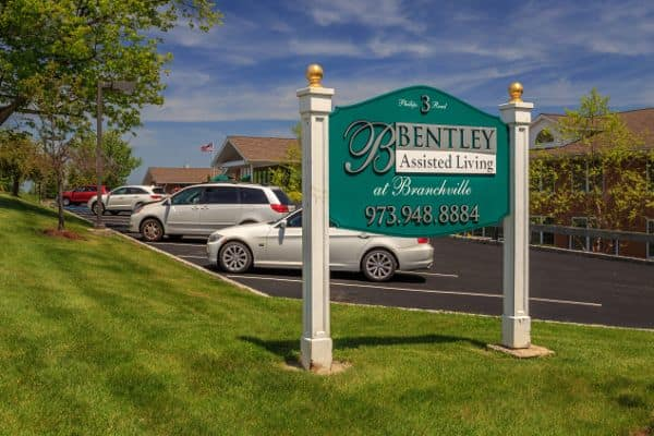 Bentley assisted living branchville
