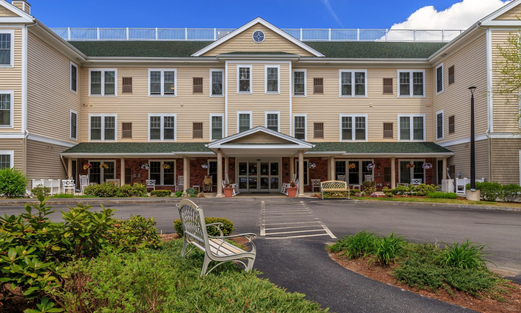 Senior living in Bedford, NH