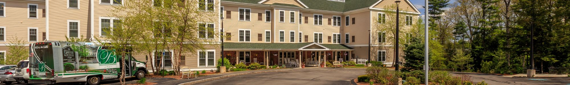 View photos of our senior living facility in Bedford
