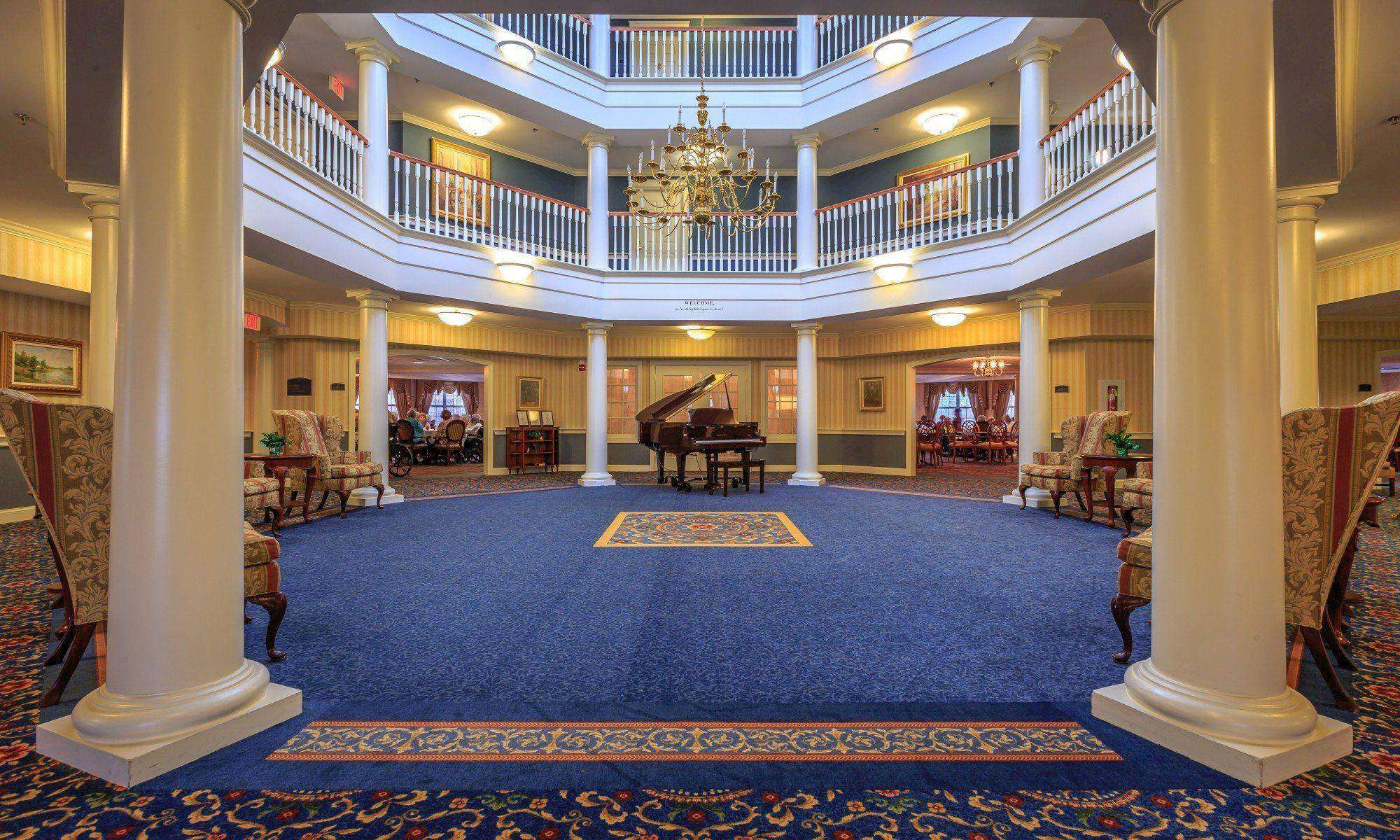 Senior living in Lynchburg, VA