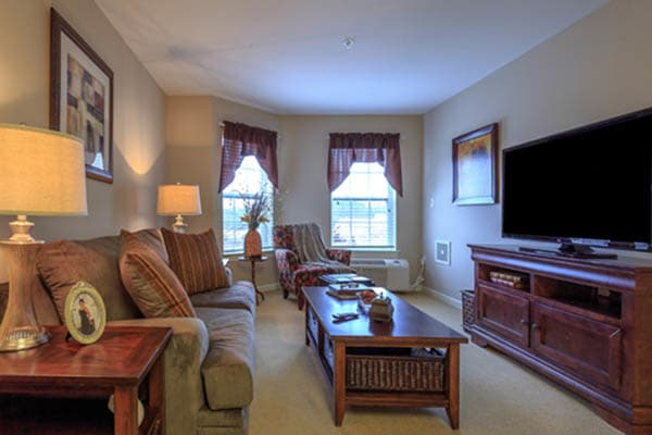 Awesome Comfortable Living Spaces At Bentley Commons At Lynchburg
