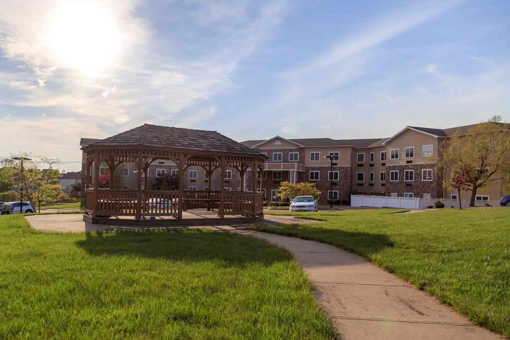Exterior at Bentley Commons at Paragon Village