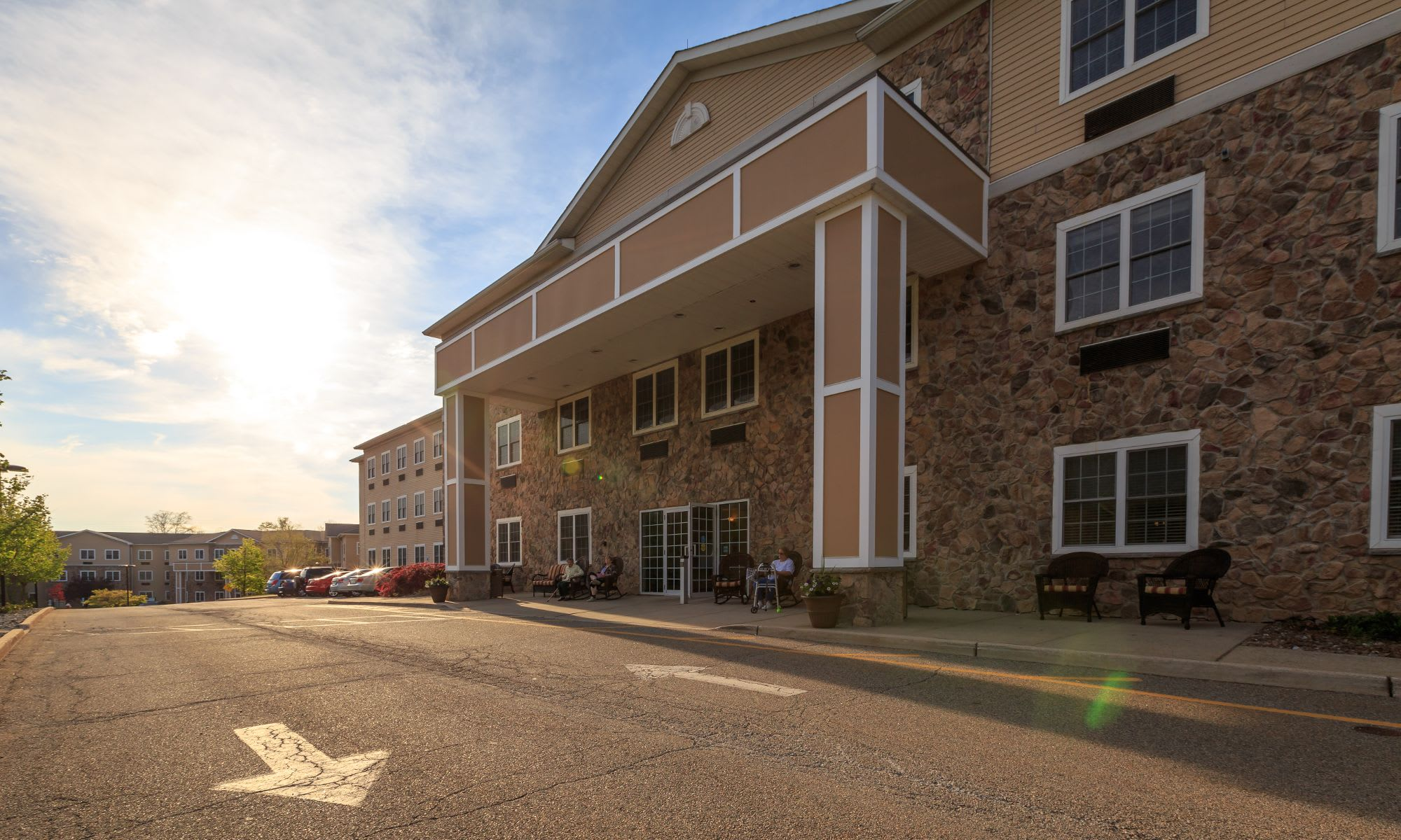 Senior living in Hackettstown, NJ