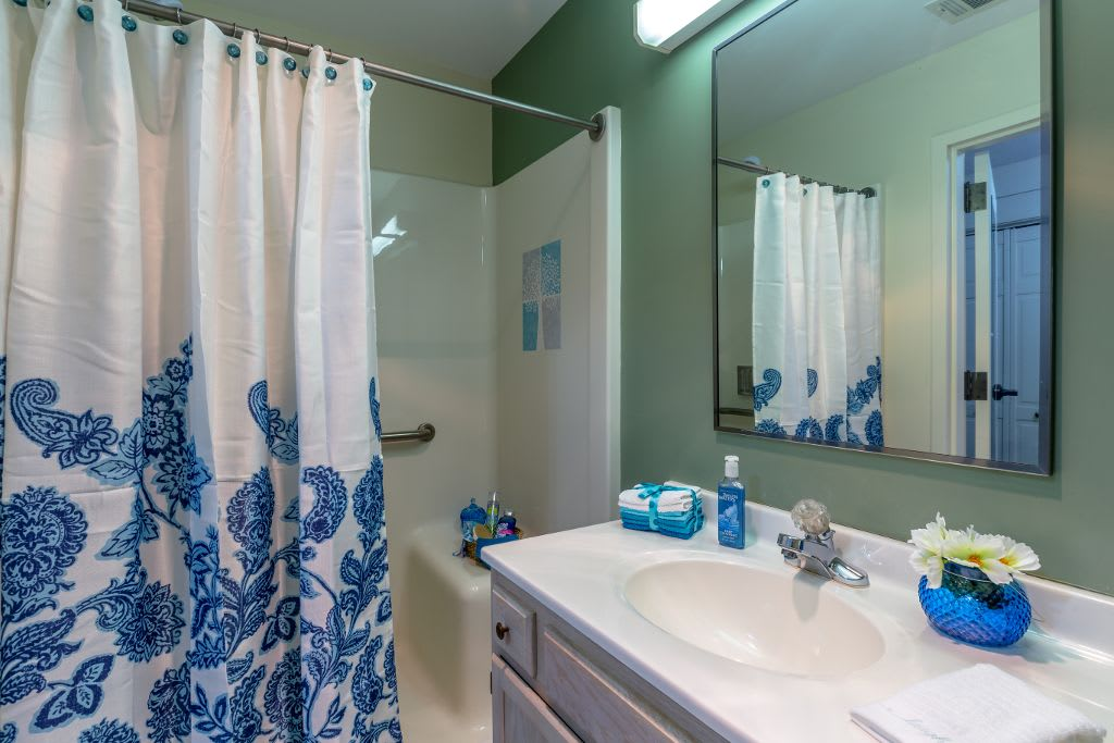 Bathroom at Merryvale Assisted Living