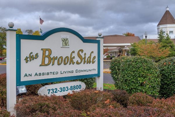 Welcome at The Brookside Assisted Living Community