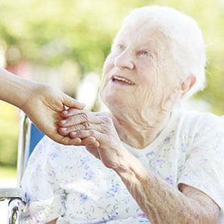 View information about memory care at All American Assisted Living at Washington Township