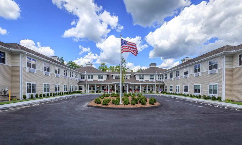 Welcome to All American Assisted Living at Raynham