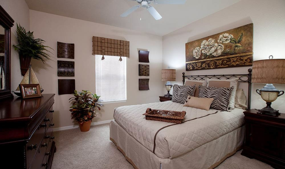 Bedroom At Lost Creek at Lakewood Ranch