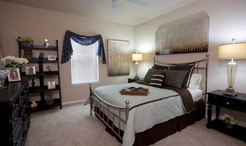 Master Bedroom At Lost Creek at Lakewood Ranch