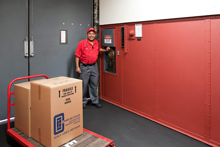 Curious about the storage options we offer at CitiWide Self Storage? Contact us or stop by to learn more!