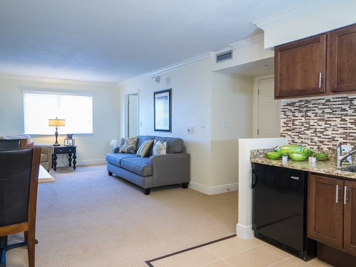 Senior living apartment in Fort Walton Beach, FL