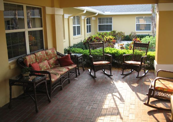 Services and amenities at Sun City Senior Living