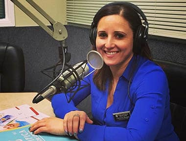 Cristina Morgan from Pacifica Senior Living: Riverside Legacies Memory Care on the Senior Moments radio program