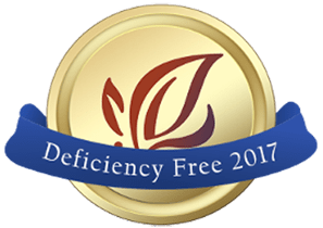 Deficiency award to out community at  in 2017