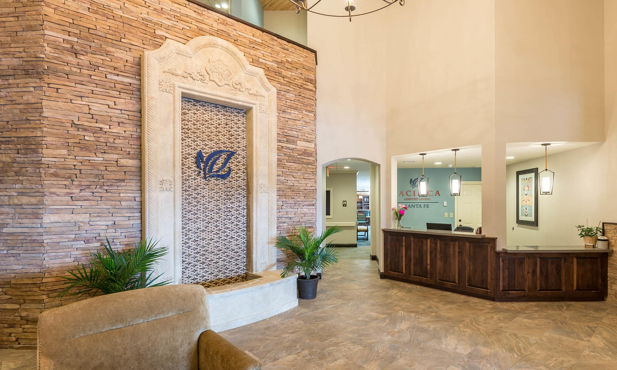 Welcome to Pacifica Senior Living Santa Fe