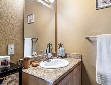 Bathroom at Pacifica Senior Living Regency in Las Vegas, NV