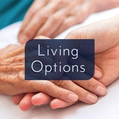 Senior living options in Healdsburg, CA