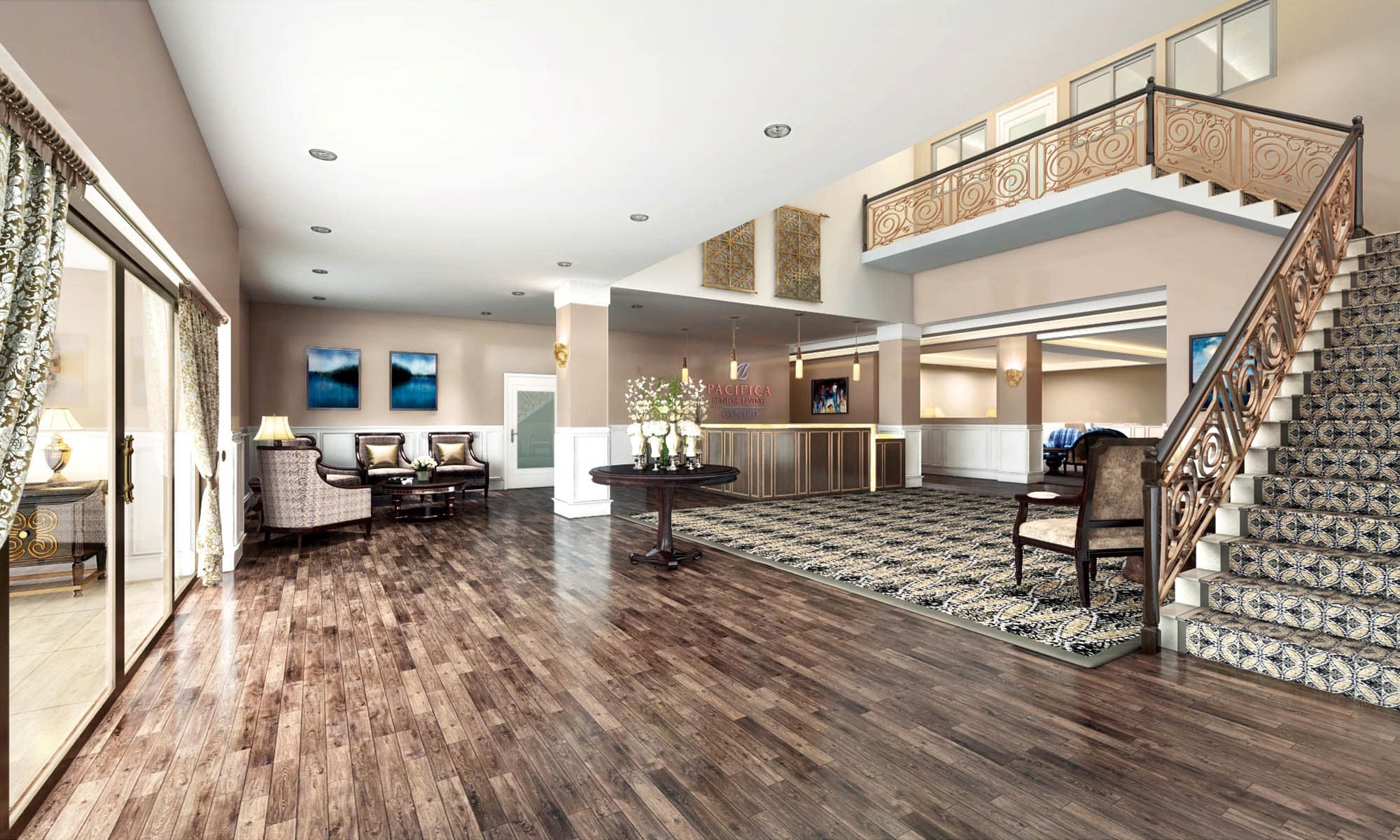 Pacifica Senior Living Retirement Assisted Living Communities - Best flooring for seniors