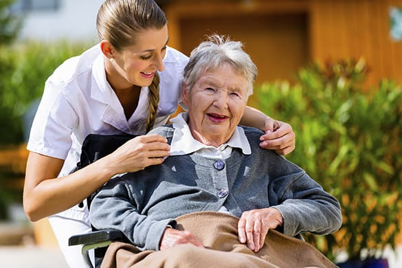Senior living options in Riverside