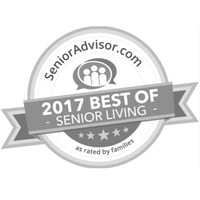 Senior Advisor 2017 best of senior living award