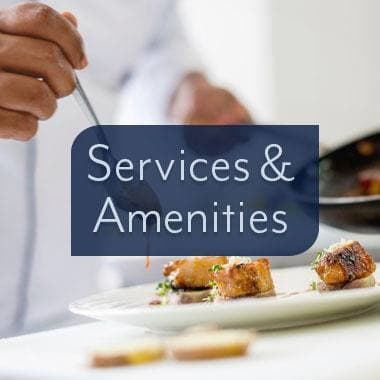 Discover services and amenities offered at Pacifica Senior Living Bakersfield