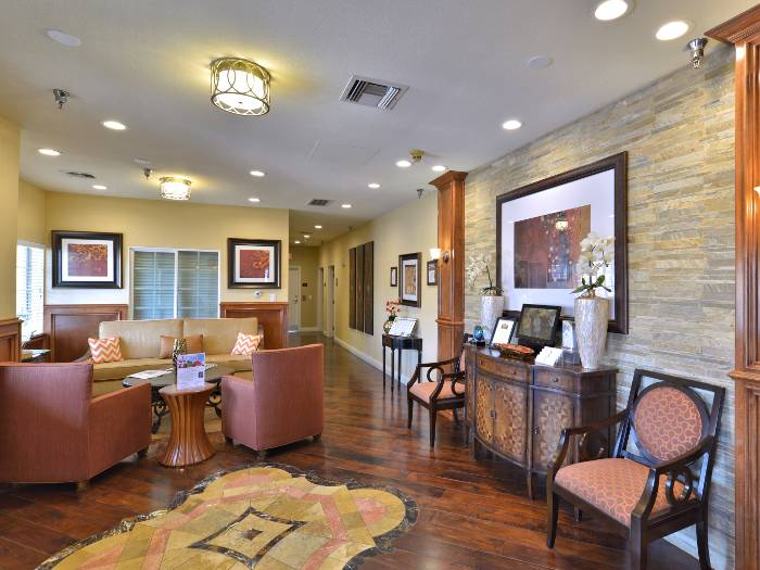 Ample living spaces at Pacifica Senior Living Paradise Valley in Phoenix