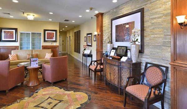 Amenities at Pacifica Senior Living Paradise Valley