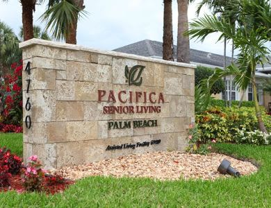 Welcome to Pacifica Senior Living Palm Beach