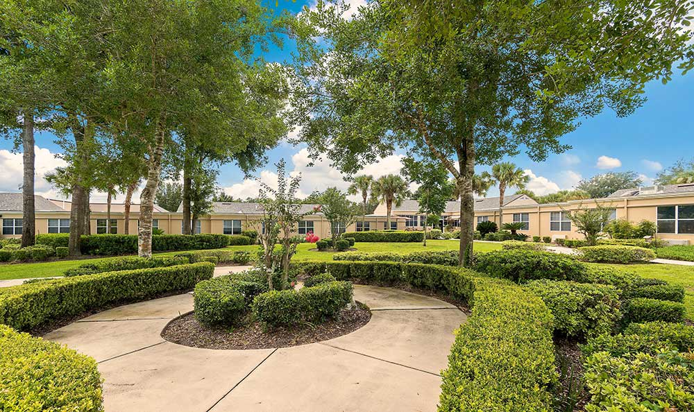 Courtyard at Pacifica Senior Living Ocala
