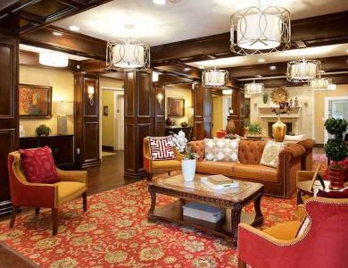 High Quality Spacious Living Room Pacifica Senior Living Oakland Heights In Oakland, CA  ...