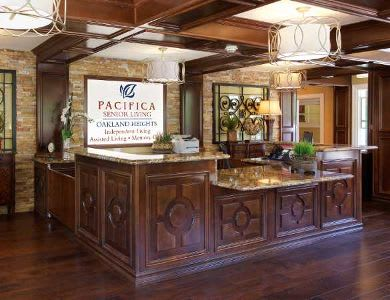 Be welcome at Pacifica Senior Living Oakland Heights