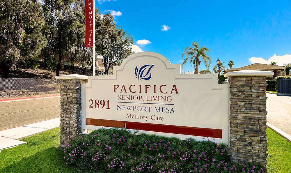 Welcome to Pacifica Senior Living Newport Mesa