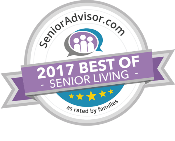 Award 2016 to Pacifica Senior Living Newport Mesa