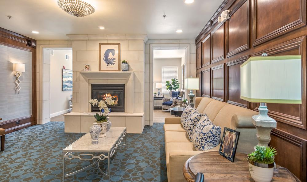 Beautiful apartments with a fireplace in Merced, CA