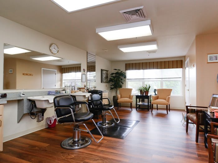 Salon at Pacifica Senior Living Klamath Falls