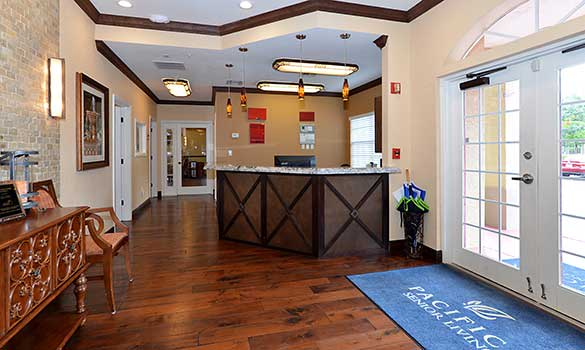 Services and amenities at Pacifica Senior Living Fort Myers