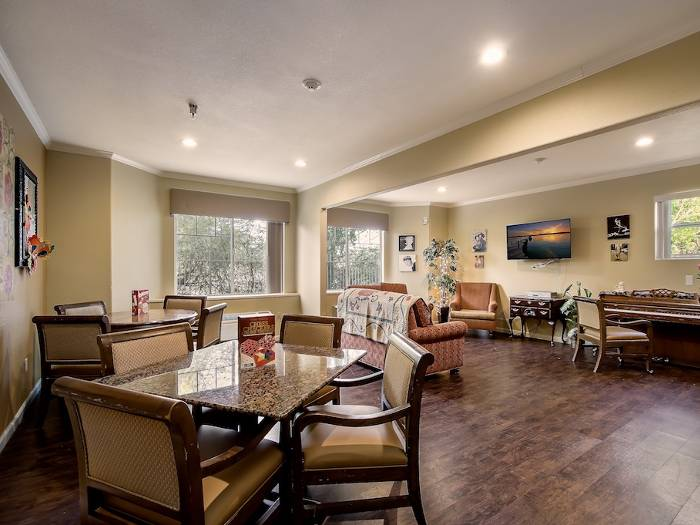 Visit our restaurant at Pacifica Senior Living Chino Hills in Chino Hills, CA