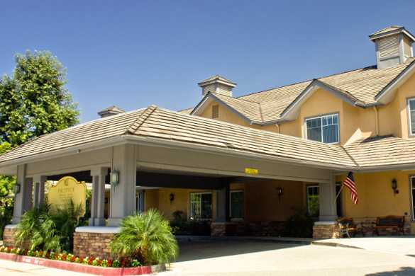 Services and amenities at Pacifica Senior Living Chino Hills