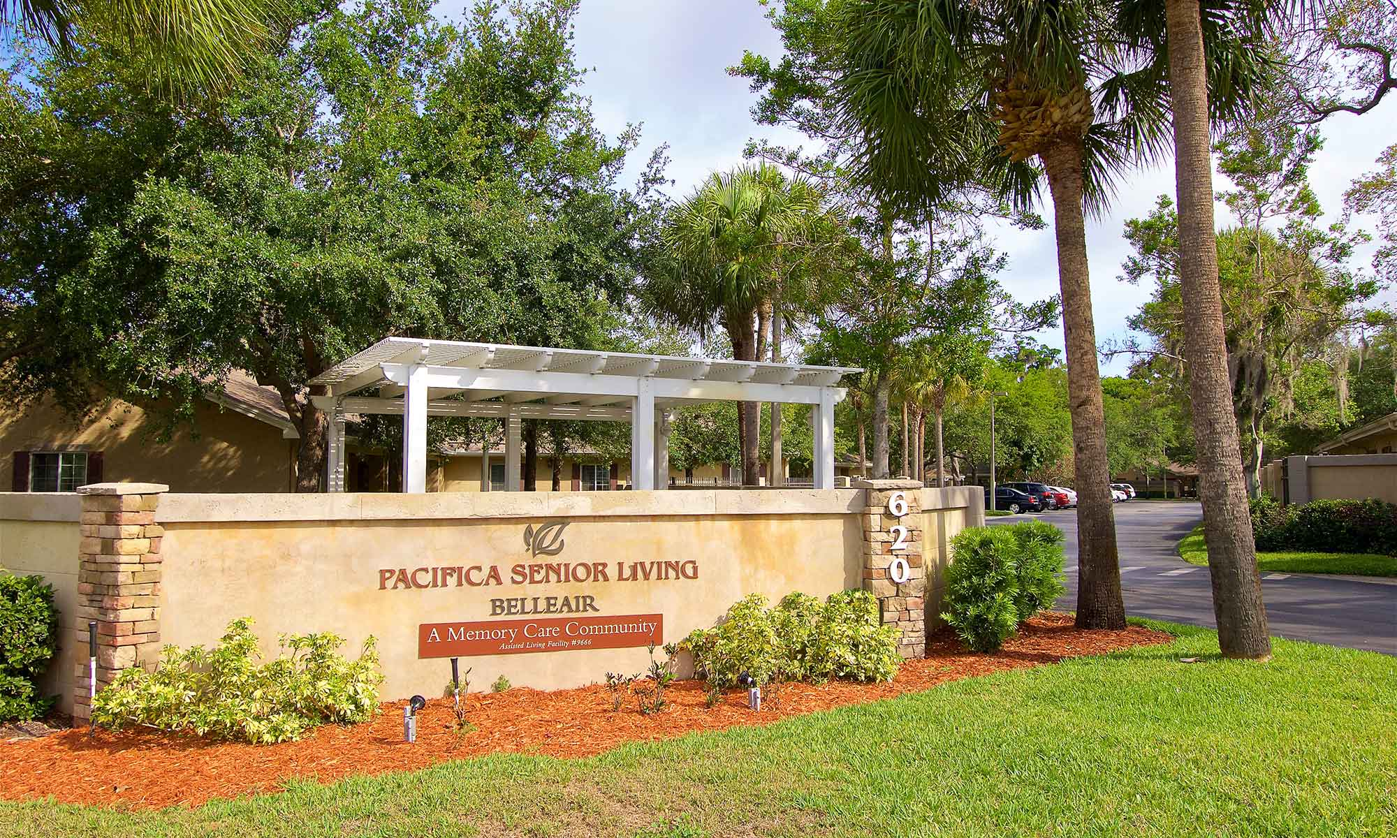 Welcome to the beautiful Pacifica Senior Living Belleair.
