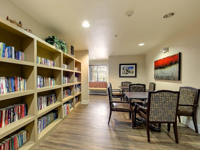 Read a book at NewForest Estates