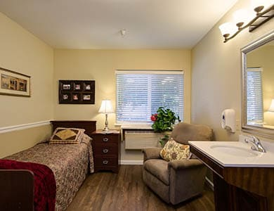 Secure, Home-Like Environment at Pacifica Senior Living Vacaville in Vacaville, California