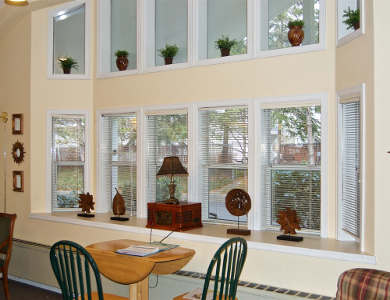 Interior view of Pacifica Senior Living Lynnwood