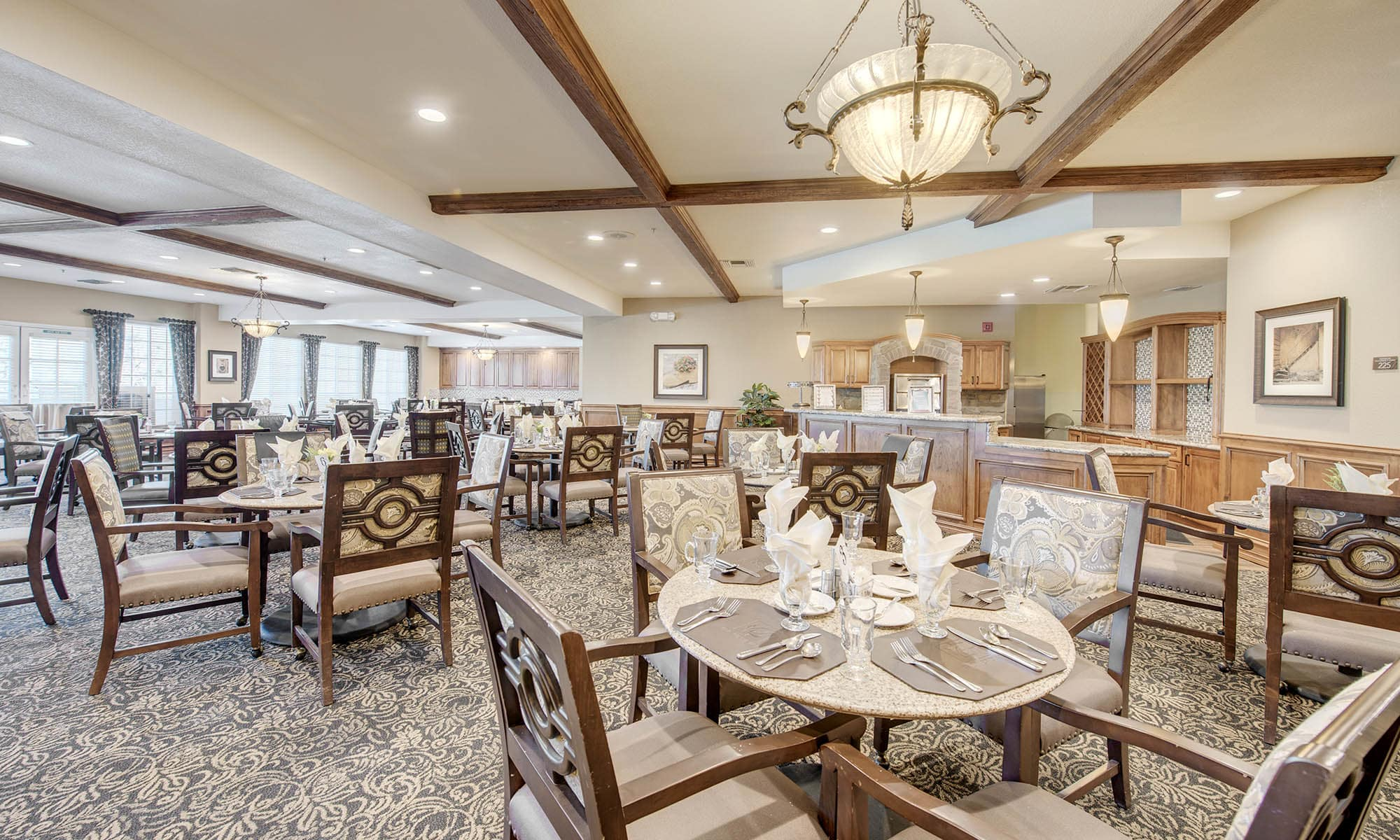 West Anaheim Senior Living The Meridian At Anaheim Hills