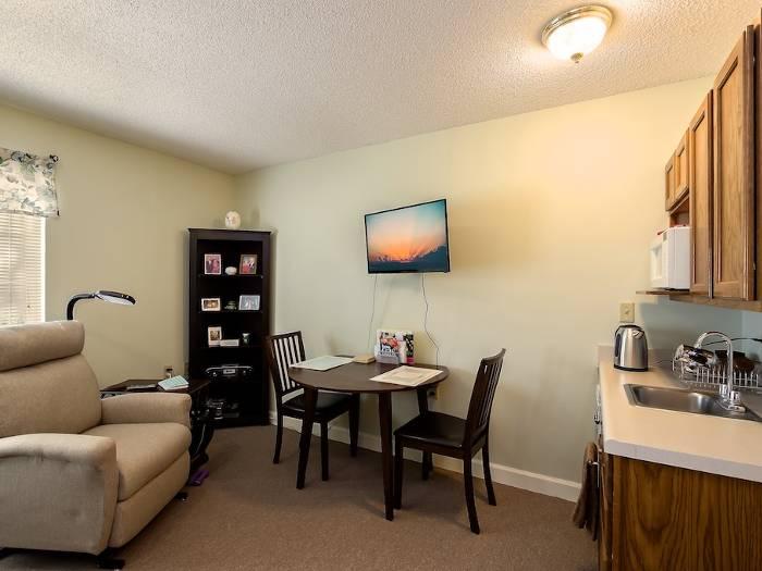 Studio apartment in Heartland