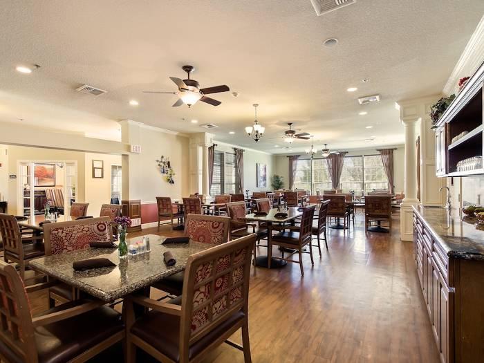 Heartland dining room