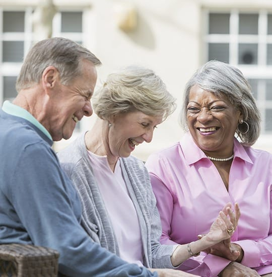 Senior living options in Chino Hills