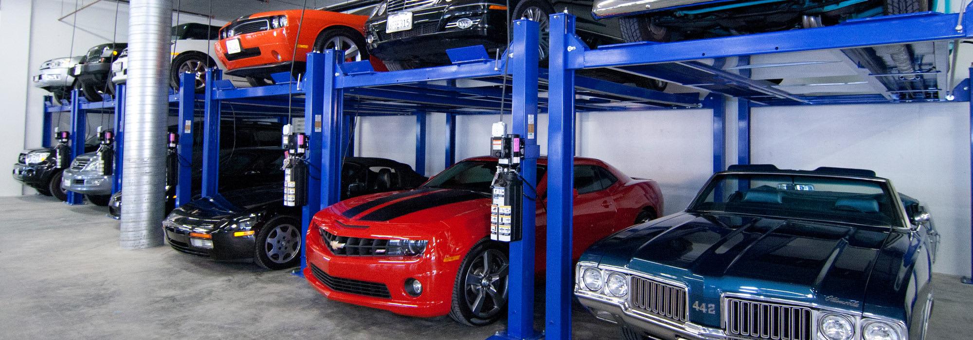 Car storage in San Diego CA
