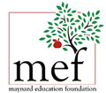 Sponsor Maynard Education Foundation