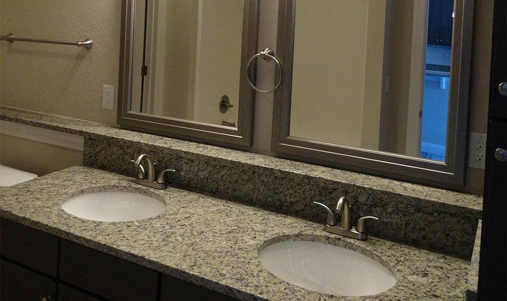 Bathroom Sinks At Harbor Vista